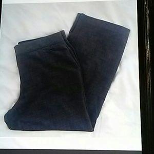 Dana Buchman gray slacks 18